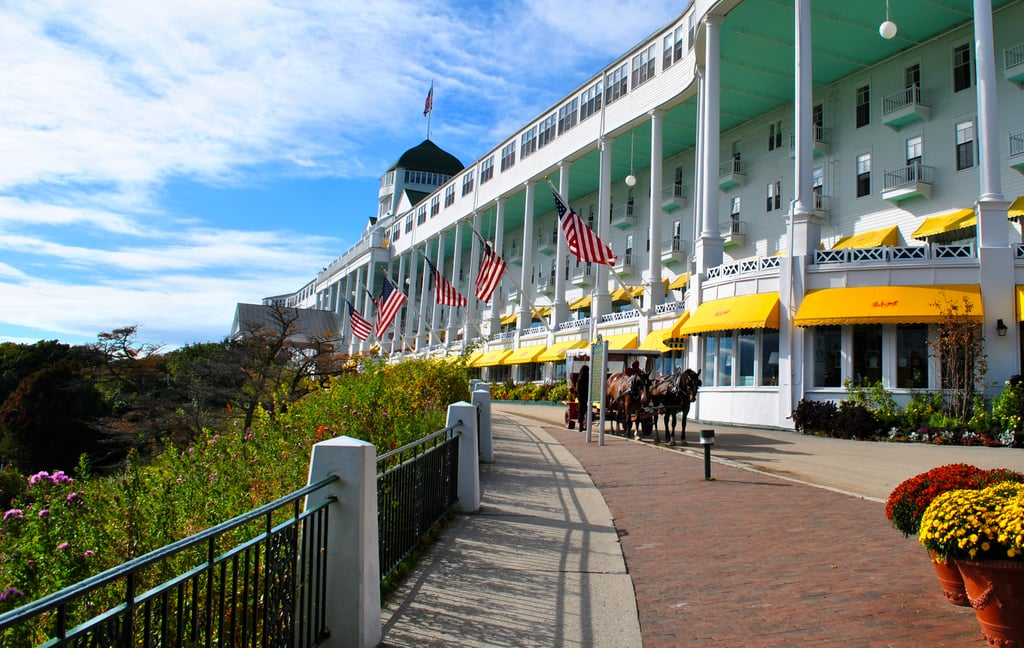 mackinac island sex chat Built over a century ago in 1891, bay view on mackinac island still celebrates her original family heritage in the grand victorian style that is truly mackinac.