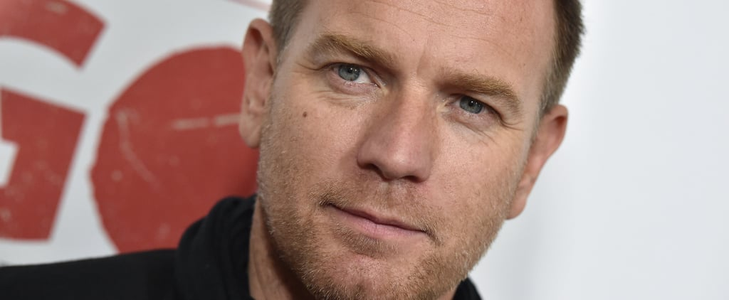 Ewan McGregor's Tweet to Piers Morgan About Women's March