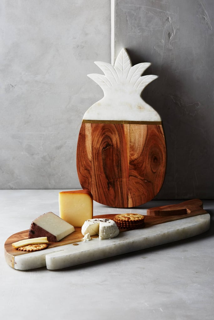 Marble & Acacia Cheese Board ($68)