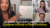 Emily in Paris Video Interview