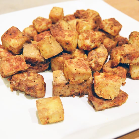 How to Air-Fry Pumfu, Pumpkin Tofu