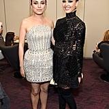 Mila Kunis and Ashton Kutcher at 2016Billboard Music Awards