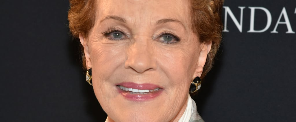 Who Does Julie Andrews Play in Aquaman?