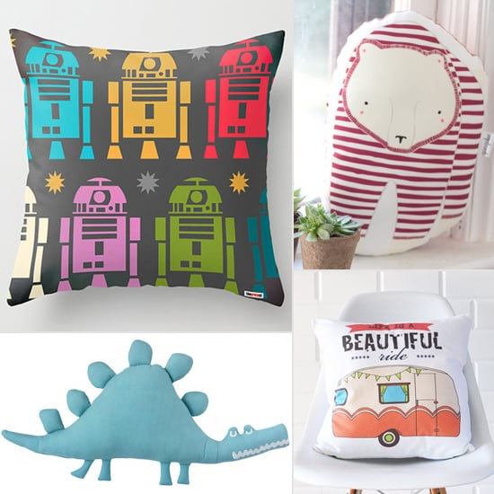 The Trunki kids travel pillows are a good choice to help prevent head rolling while sleeping. It also comes in lots of really cute designs. It stays connected under the neck with small, hidden magnets. A great choice for younger children and one of the best kids travel pillows on the market.