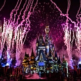 Watch the Fireworks and Stage Show Back-to-Back