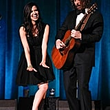 In January, Joy and John Paul performed in Nashville, TN.