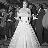 Hollywood Starlet Grace Kelly