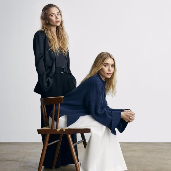 Mary-Kate and Ashley Olsen The Edit Interview March 2017