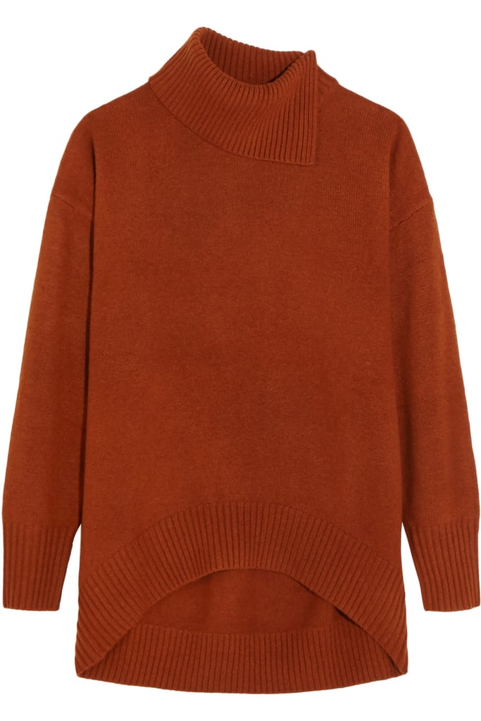 Joseph Oversize Turtleneck Sweater What To Wear To Work For Fall