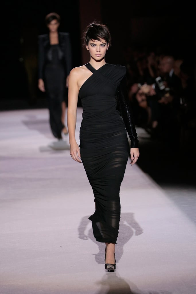 Walking the Tom Ford Runway