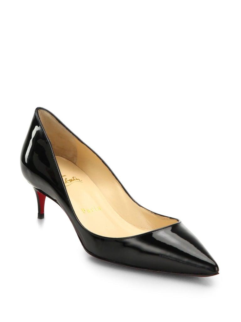 brand new 03921 9eee2 Christian Louboutin Pigalle Follies Pumps | Angelina Jolie ...