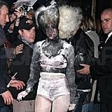 For Lady Gaga