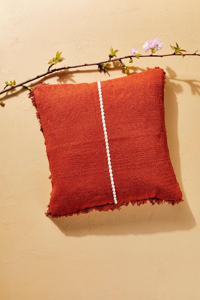 House of Harlow 1960 Creator Collab Red Coral Pillow Cover