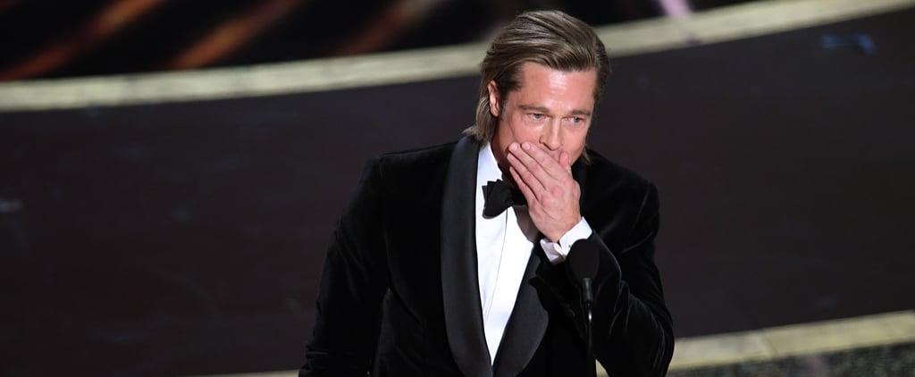 Brad Pitt's 2020 Oscars Acceptance Speech