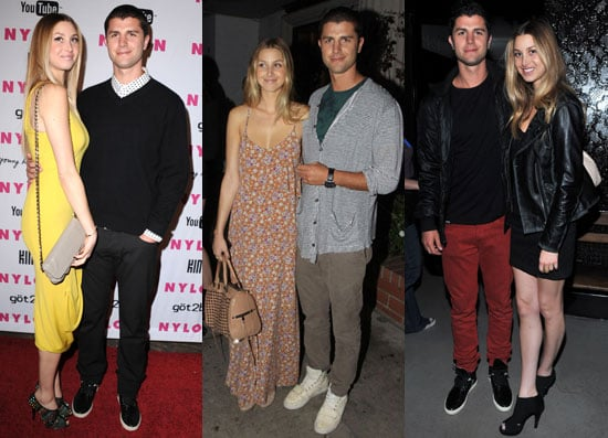Pictures of Whitney Port and Ben Nemtin Cute Couple Style