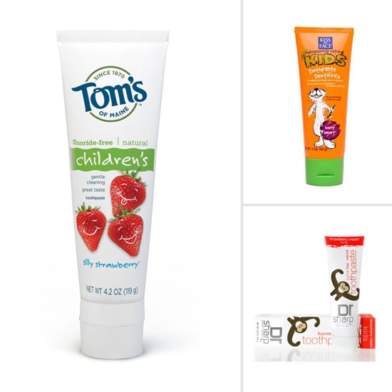 All-Natural Toothpastes For Kids