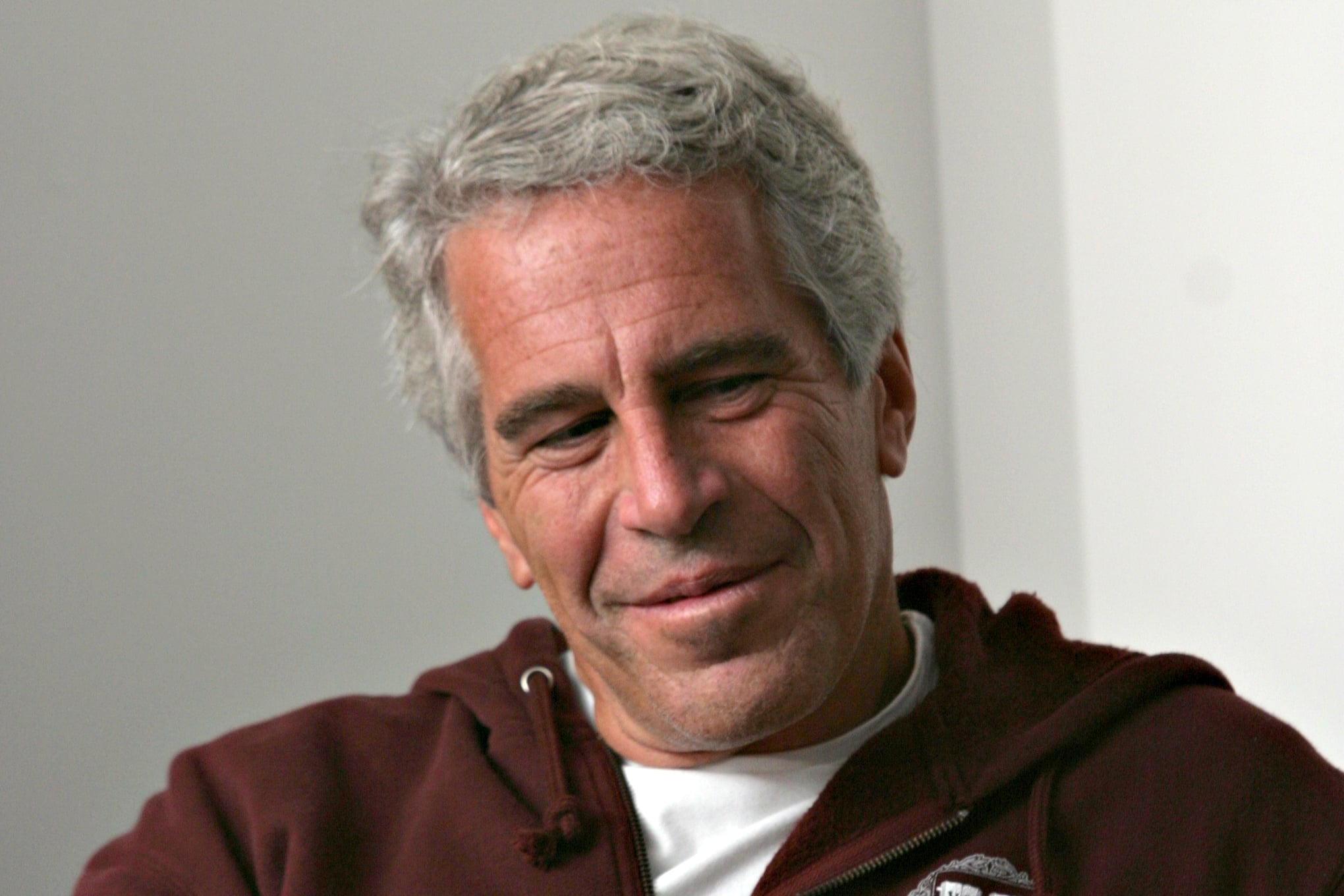Billionaire Jeffrey Epstein in Cambridge, MA on 9/8/04. Epstein is associated with several prominent people, including politicians, actors and scientists. Epstein was convicted of sex with an underage woman. (Photo by Rick Friedman / Rick Friedman Photography / Corbis via Getty Images)
