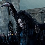 Bellatrix Lestrange on Taking Initiative