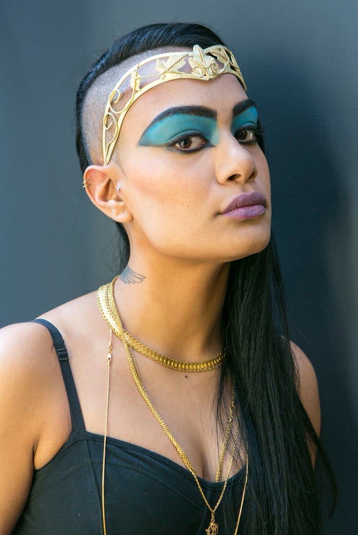 Master Cleopatra's Makeup For Halloween With This Stunning Tutorial
