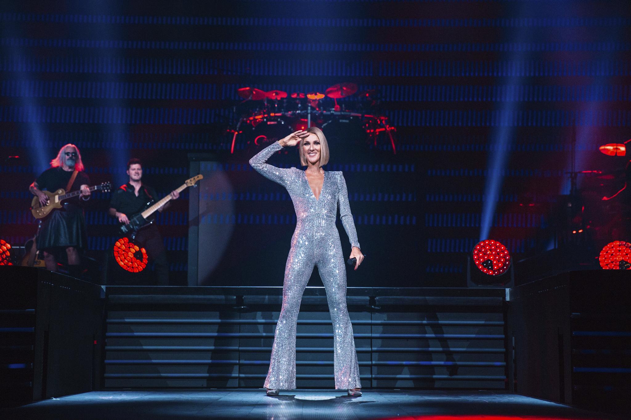 Celine Dion Announces Courage UK Tour Dates   POPSUGAR Entertainment UK