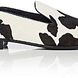 Alumnae Calf Hair Loafers