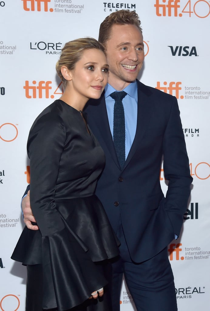 Elizabeth Olsen and Tom Hiddleston Take the Cake For Cutest Couple in Toronto