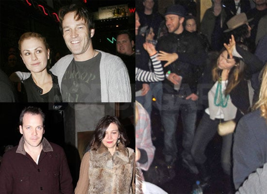 Photos of JT and Biel and Others