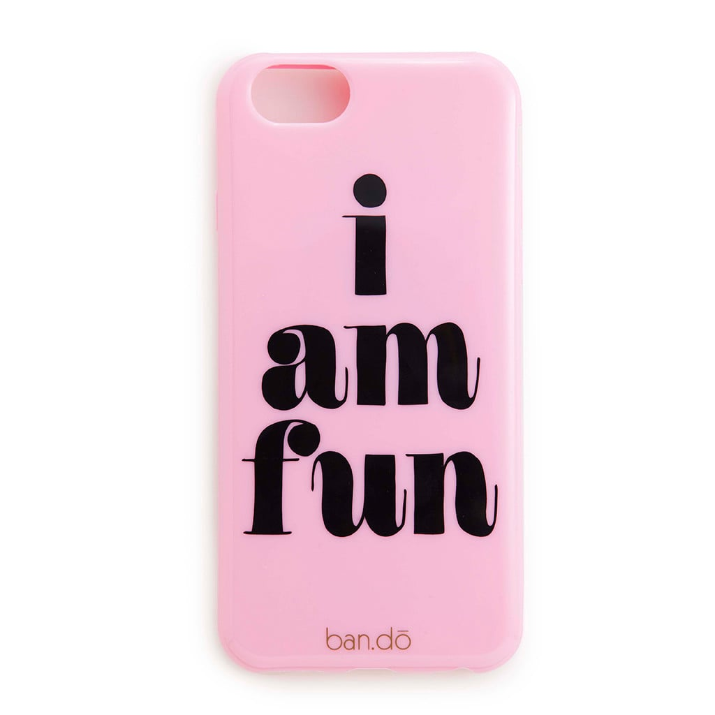 I am Fun 6/6S Case ($20)