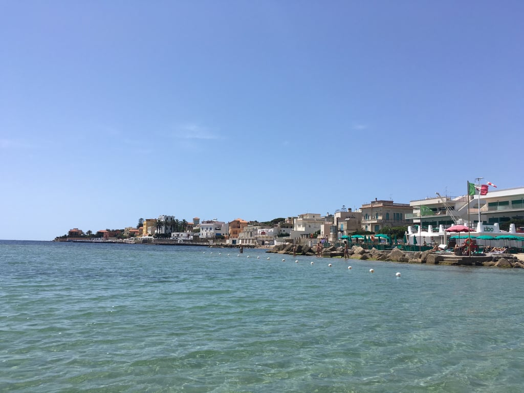 Day 7: Santa Marinella