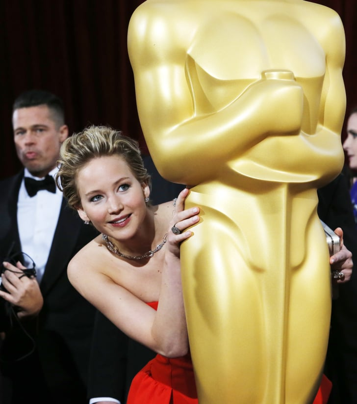Relive Jennifer Lawrence's Best Award Season Moments