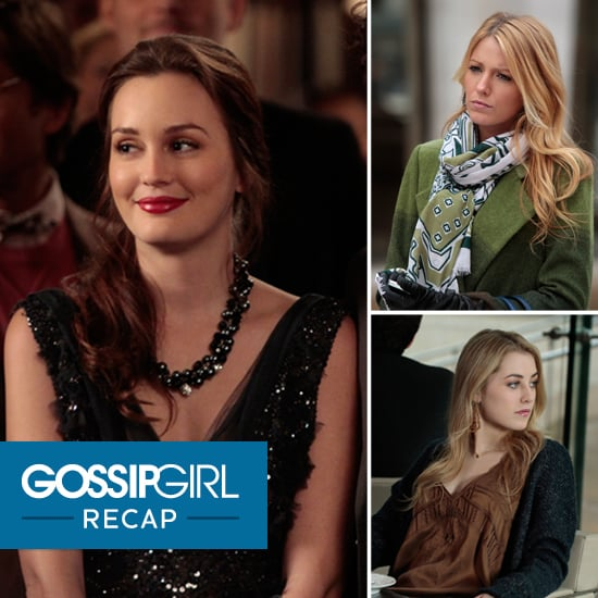 "Top OMG Moments From Gossip Girl ""Despicable B"""