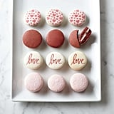 Valentine's Day Macarons ($45)