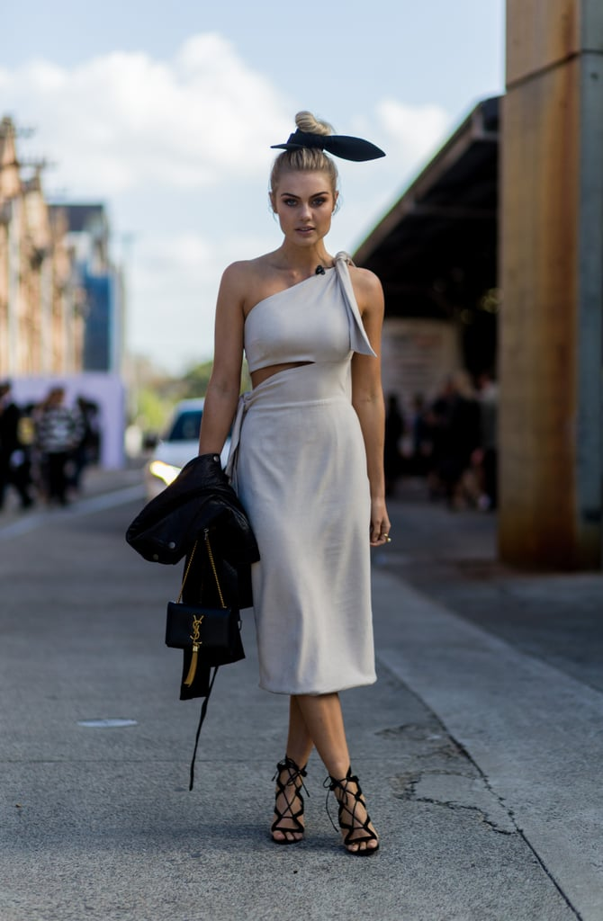Best Australia Fashion Week Street Style 2016 Popsugar Fashion Australia
