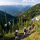Hiking Retreat in British Columbia