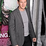 Patrick Wilson looked handsome.