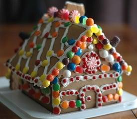 Nut Free Gingerbread House Kits