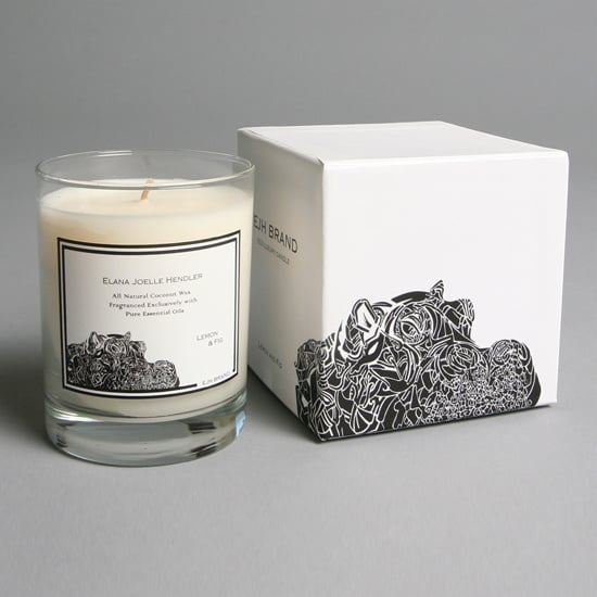 We especially love EJH Brand's Lemon & Fig Candle ($52) for its unique label design, but the all-natural coconut wax it's made from makes it an easy sell, too.