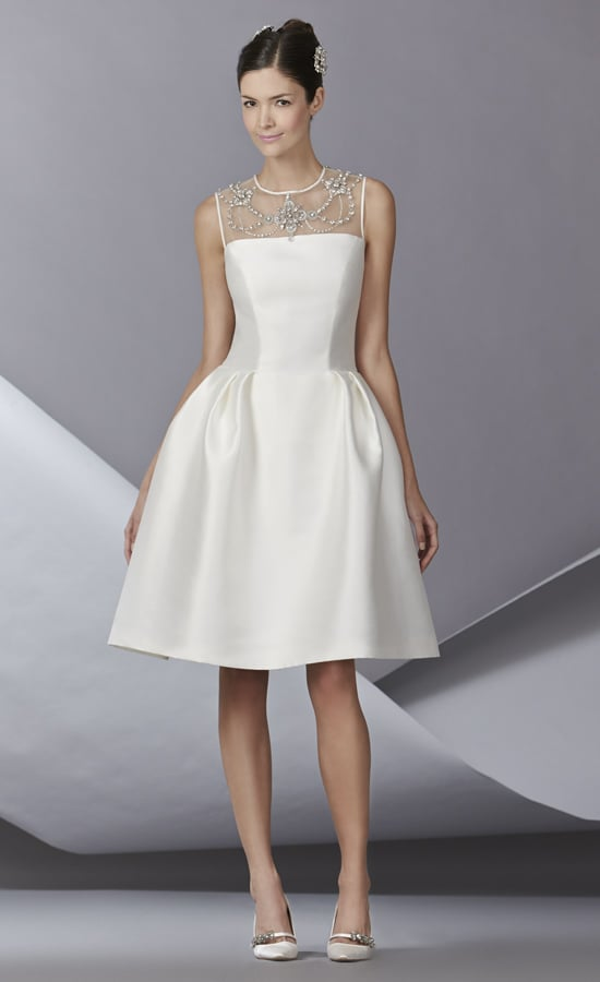 Carolina Herrera Bridal Fall 2014 Source: Carolina Herrera