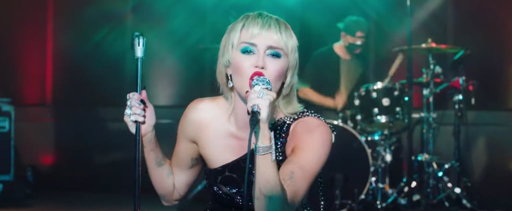 "Miley Cyrus Performs ""Midnight Sky"" on The Tonight Show"
