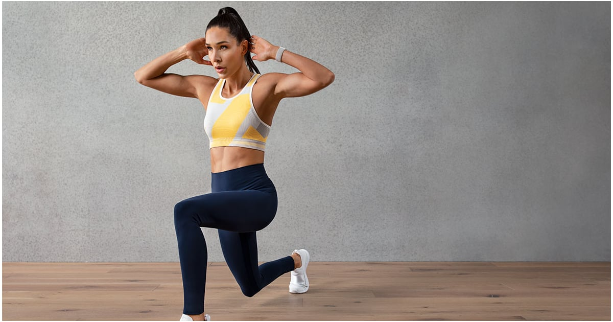 Revive Your Exercise Regime With This 4-Week No Equipment Workout Plan From Kayla Itsines
