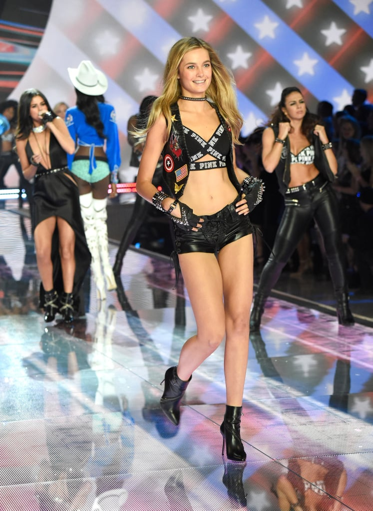Bridget Malcolm Victoria's Secret Fashion Show