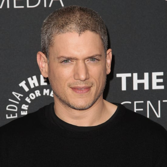 Wentworth Miller Talks About Mental Health Struggles
