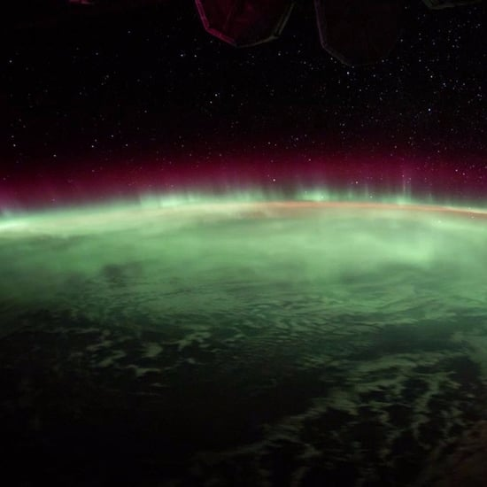 NASA Space Aurora Australis Video