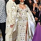 Cardi B at the 2018 Met Gala