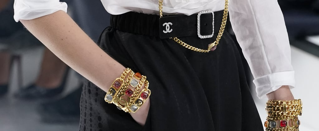 Chanel Bags, Shoes, and Jewelry on the Fall 2020 Runway