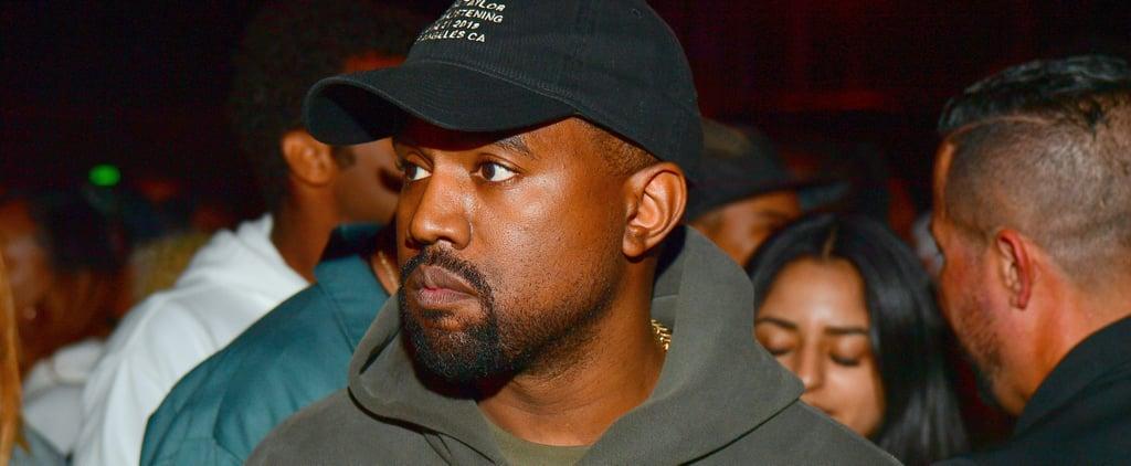 Kanye West Glow in the Dark Yeezys