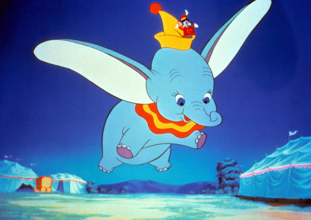 Dumbo 1941 Animated Disney Movies For Kids Popsugar