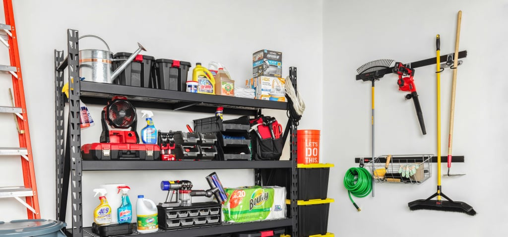 Here's How to Start Loving Your Garage in Just 1 Weekend