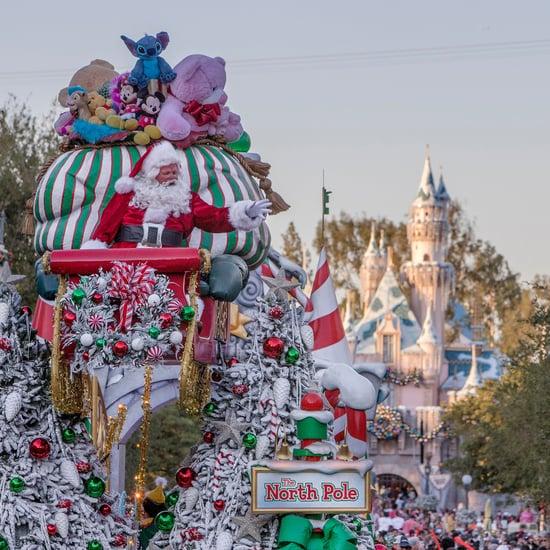 Disneyland Holiday Season Dates and Festivities 2021