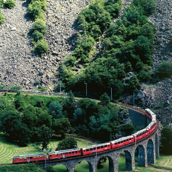 Switzerland Train Trip